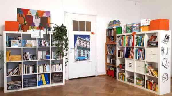 Biblioteca en Español de Konstanz - Hablamos Spanischschule