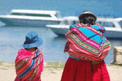 Tejidos típicos hispanoamerica - Hablamos Spanischschule