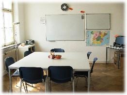 Raum | Hablamos - Spanischschule