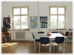 Kursraum | Hablamos - Spanischschule
